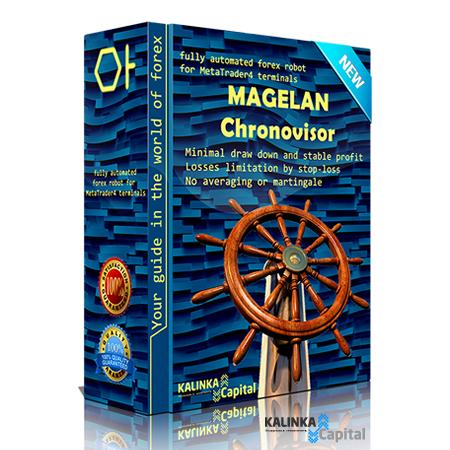 Magelan Chronovisor прибыль за 2017 год составила 395%! Аренда с помесячной оплатой.