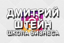 Дмитрий Штейн - Школа Бизнеса