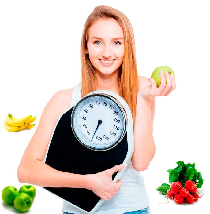 Контроль похудения онлайн