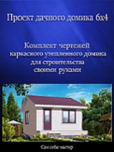 Дачный домик по цене бытовки