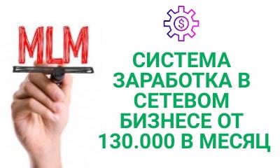 МЛМ бизнес как система