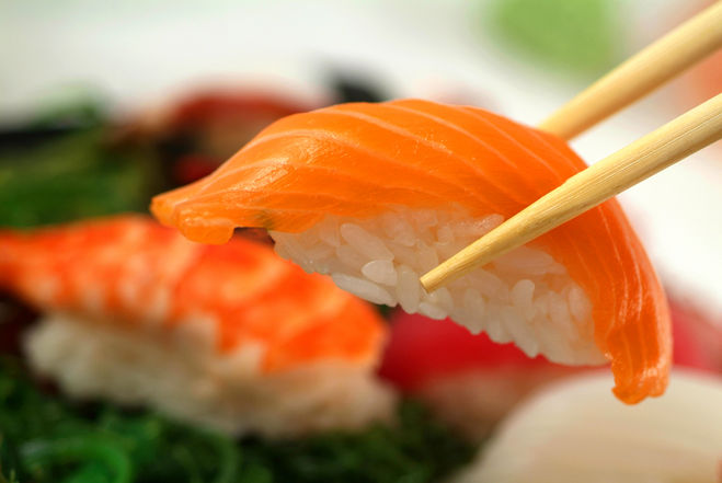 Мобильное приложение для службы доставки (суши, пицца, шашлыки и т.д.)