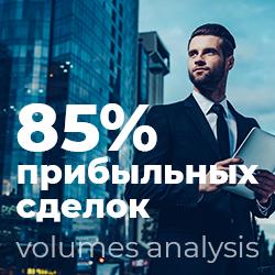 Торговля по объемам с Volumes - Analysis