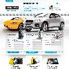 Дизайн Интернет-магазина по продаже шин, дисков, аккумуляторов для авто