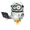 Неутомимый робот-сайт работает на ВАС днем и ночью